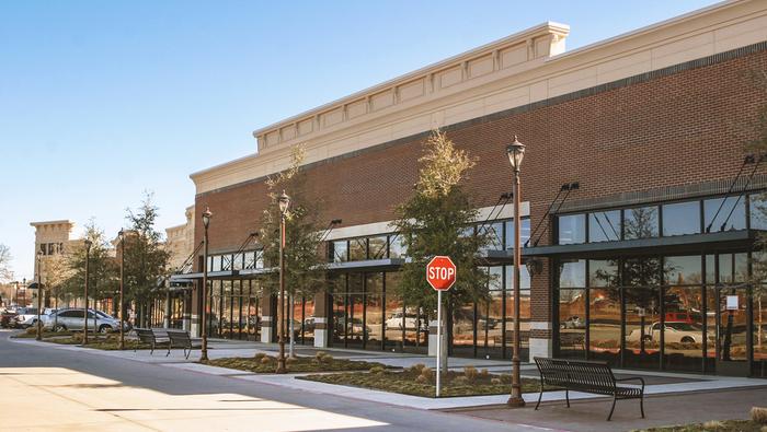 Retail Strip Mall