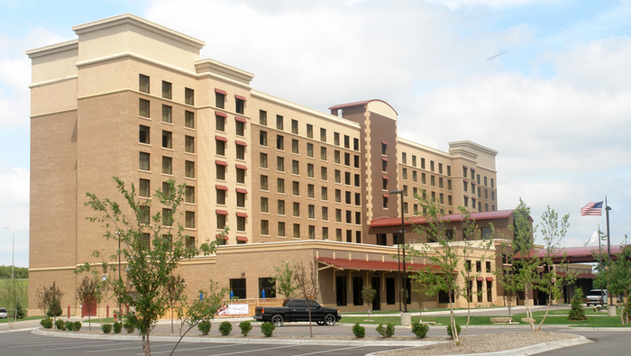 Hotel Building Exterior